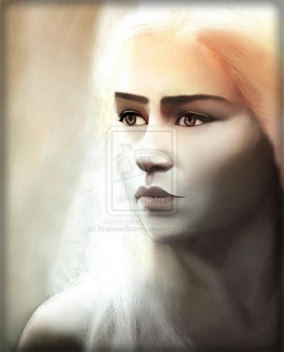 Emilia Clarke by KhaleesiStorms